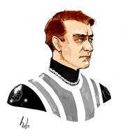 Anakin Skywalker by AmericanGinseng