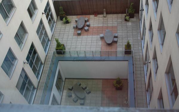 Below My Hotel Window by Deviantinterested
