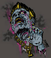 Zombie We Walk by chapter69