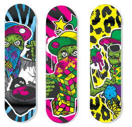 yummy zombie decks by chapter69