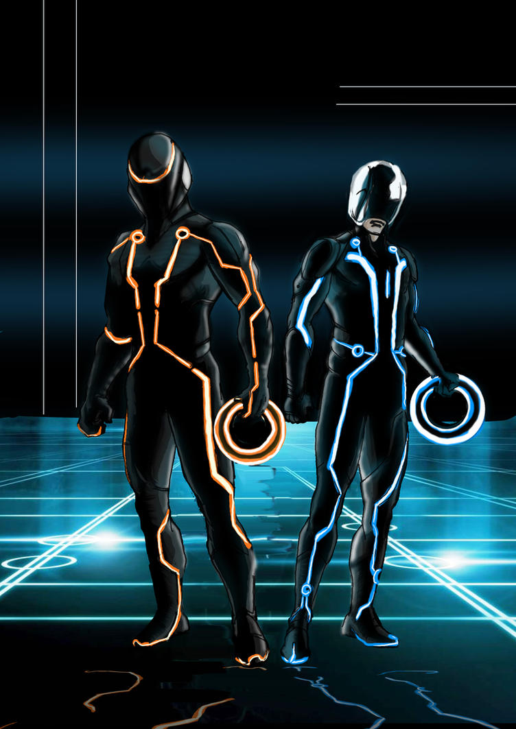 TRON By LordApep On DeviantArt