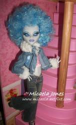Monster High Custom by Micaela by micaelajones