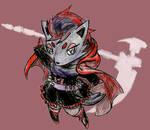 RWBY x PKMN: Ruby Rose