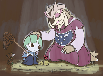 PxA Week: Day 2: Undertale by RekstheEnigma