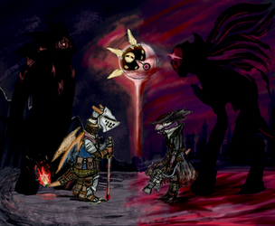PxA Week: Day 3: Soulsborne by RekstheEnigma