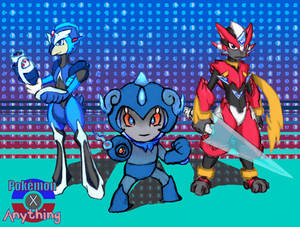 Pokemon + Mega Man