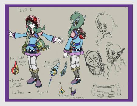 P1XUS's Vuroa: Pokemon OC - Lillian