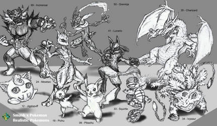 Smash x Pokemon: Week 5: All Pokemon