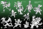 Smash x Pokemon: 7