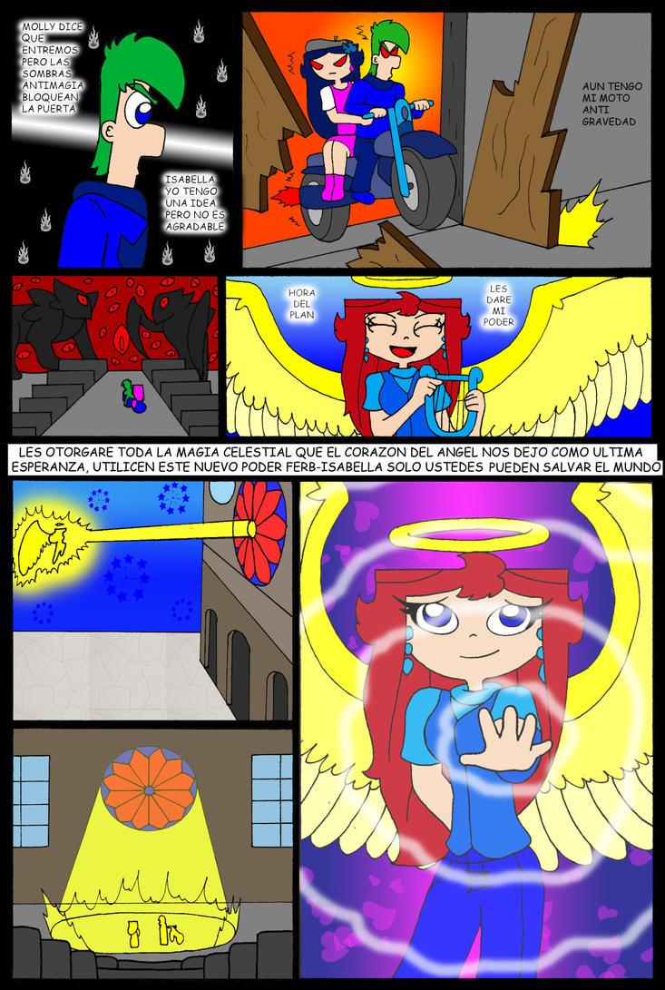 Phineas Ferb y la Piedra del Destino 3 Pagina 10 by firerirock