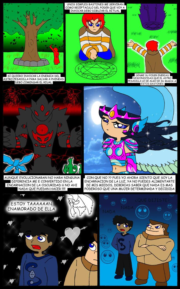 Phineas Ferb y la Piedra del Destino 3 Pagina 15 by firerirock