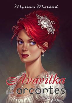 Avavilka et les arcontes - Cover
