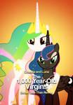 (Parody) Clestia and Luna Movie Poster