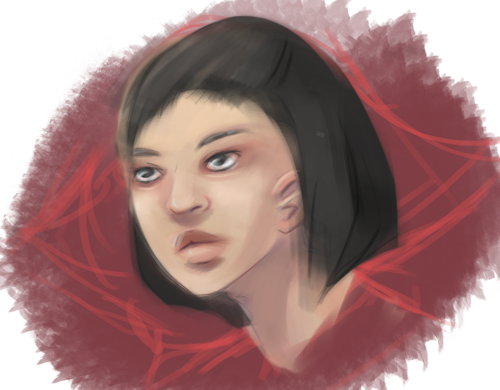 PortraitSketch by Aus1an