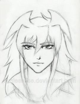 Yami Bakura - Sketch/WIP