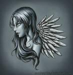 Cassandra II by AvongaleArt