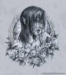 Broken Fairytale by AvongaleArt