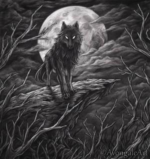 Full Moon Fever [Commission]