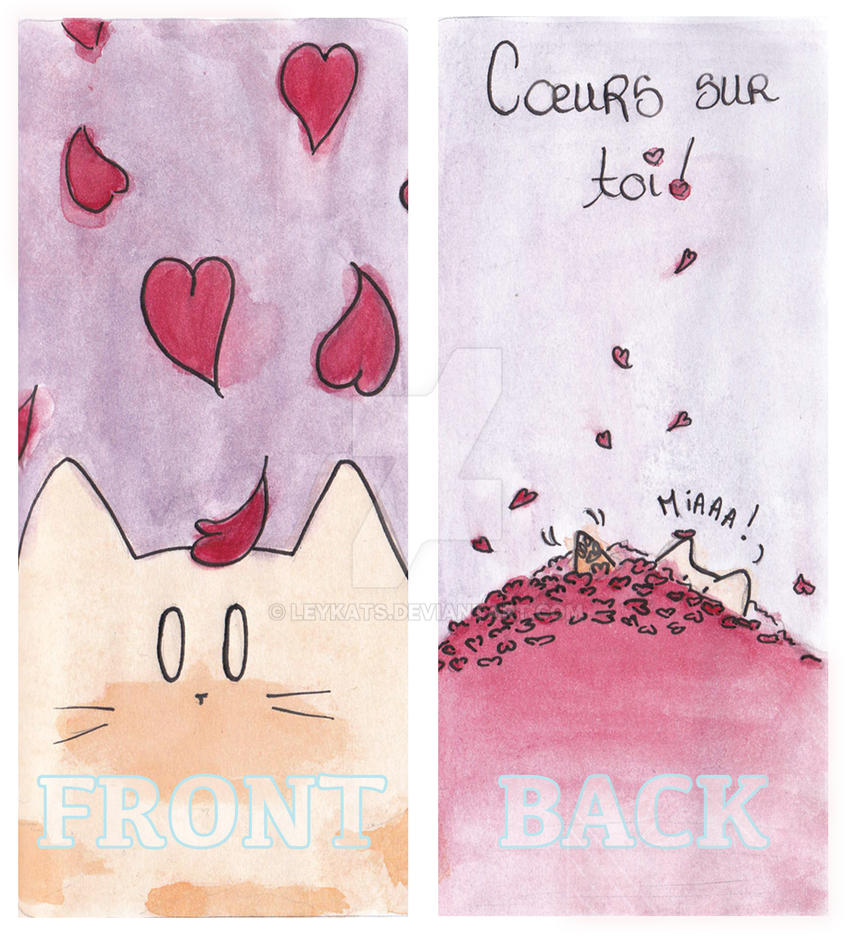Marque-cat v2 by Leykats