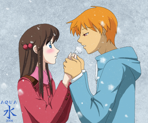 Fruits Basket - Winter Warmth by AquaWaters