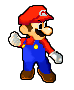 A random Mario by Luigi-the-Chef