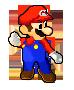 A random Mario by Luigi-the-Chef