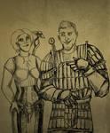 Grey Wardens by eleamourka