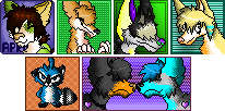 Pixel Requests II by AikenLugiA