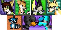 Pixel Requests II by AikenLugiA