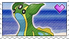 Gastrodon [East Sea] Stamp by AikenLugiA