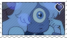 Sapphire Stamp