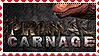 Primal Carnage Stamp by AikenLugiA