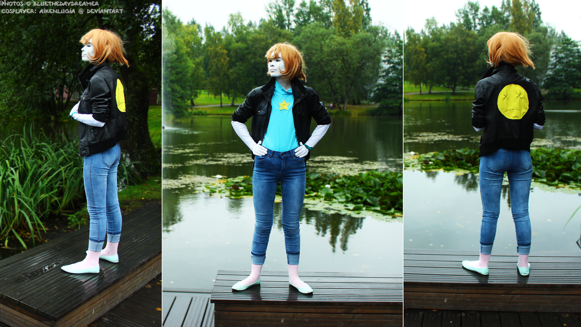 When Last One Out of Beach City aired, I knew I had to cosplay Bad Pearl. So I did. PLEASE do not repost anywhere, you can reblog it from here Pearl (from Steven Universe) © Rebecca Sugar and ...