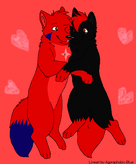 They Love Each Other: They Love Each Other A Lot C': By XKnifeMaster On DeviantArt