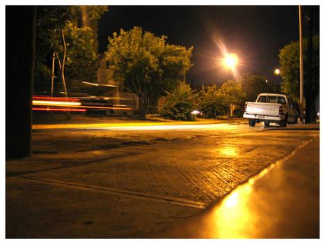 Moving at Night