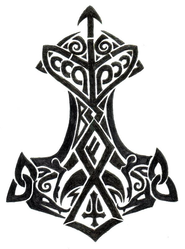 Thors Hammer By Gnomage On Deviantart
