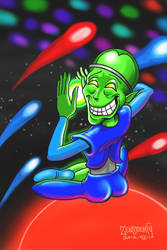 Arilou Trollface by zenzmurfy