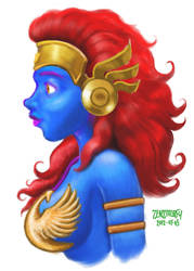 Syreen profile by zenzmurfy
