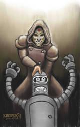 Amon's New Victim by zenzmurfy