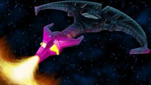 Ilwrath Game Screen Ship
