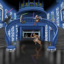 Star Wars Reloaded
