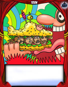 YellowSubSandwich