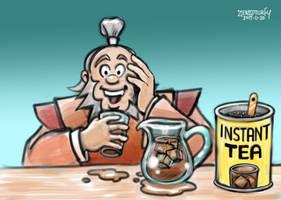 ZZ Iroh Instant Tea