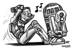 zz C3PO Situps