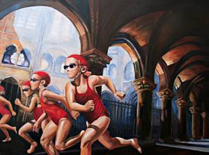 Carnival In Notre Dame