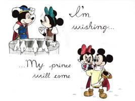 I'm Wishing... My Prince Will Come by ClariceElizabeth