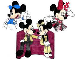 Mickey's (and Minnie's) 90th Spectacular by ClariceElizabeth