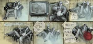 Post-Reichenbach Humor