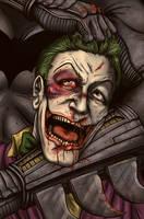 Joker n' Bats by ADDICT-Se
