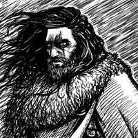 Angry Viking Boy